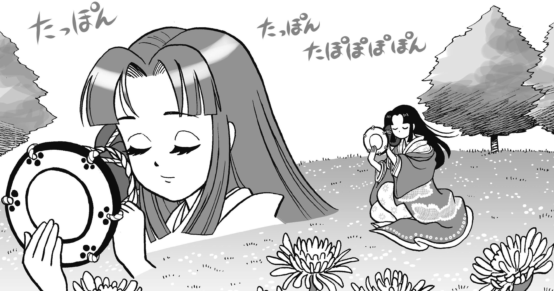 たんぽぽ城のお姫さま
